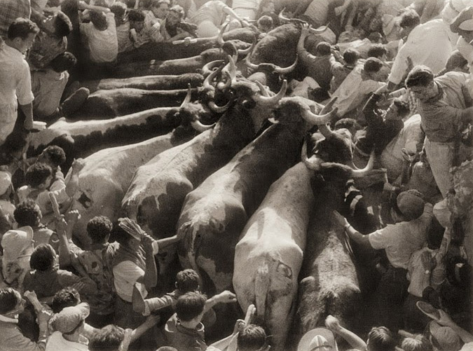 El de 1957 fue uno de los montones más multitudinarios de la historia.