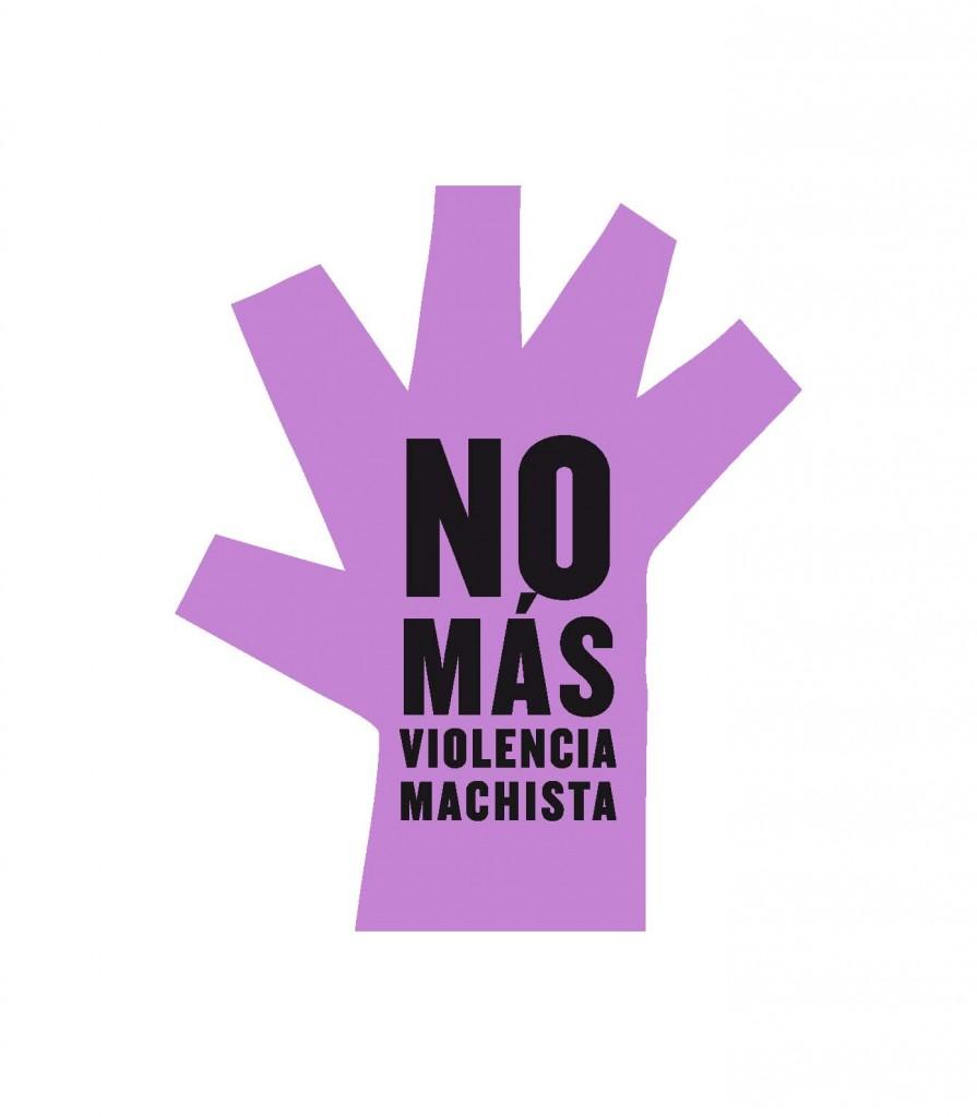 No mas violencia Machista