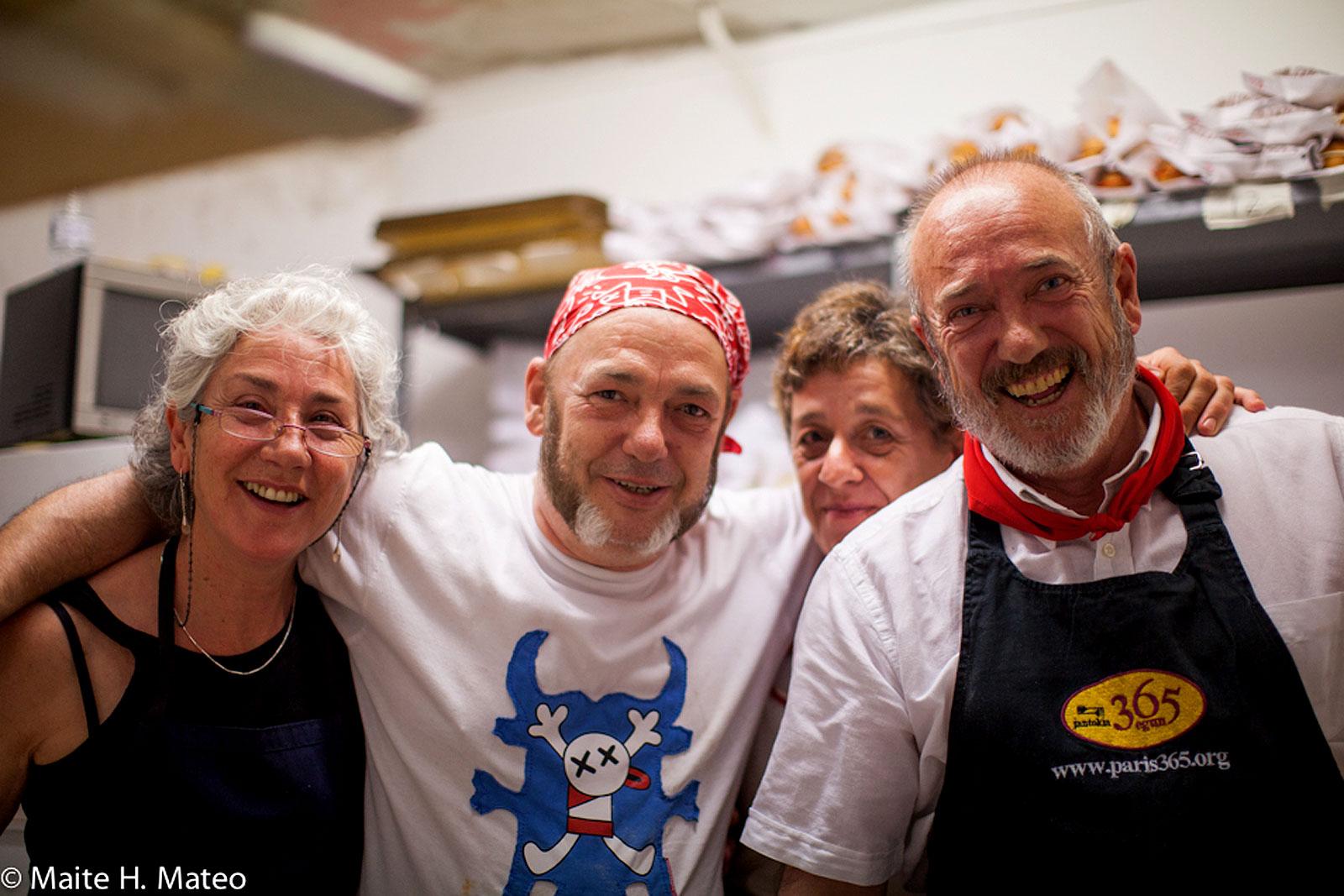 El comedor social par s 365 busca completar sus turnos - Comedor solidario paris 365 ...