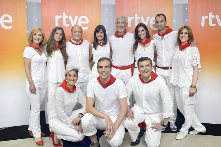 Programación de Sanfermin RTVE