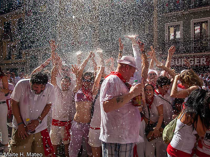 sanfermin 2014 fiesta