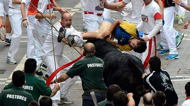 The Herdsmen. Do not make them angry… Foto Jesús Garzarón