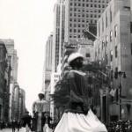 Gigantes y Cabezudos en Nueva York