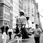 © Gordillo. Gomparsa de Gigantes y Cabezudos en Nueva York