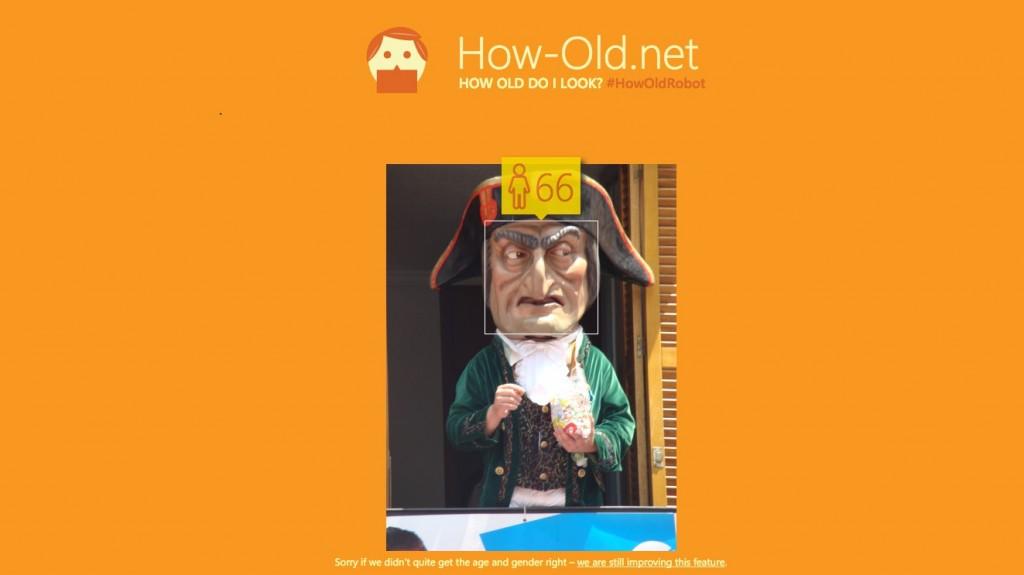 Caravinagre 66 años How Old Microsoft