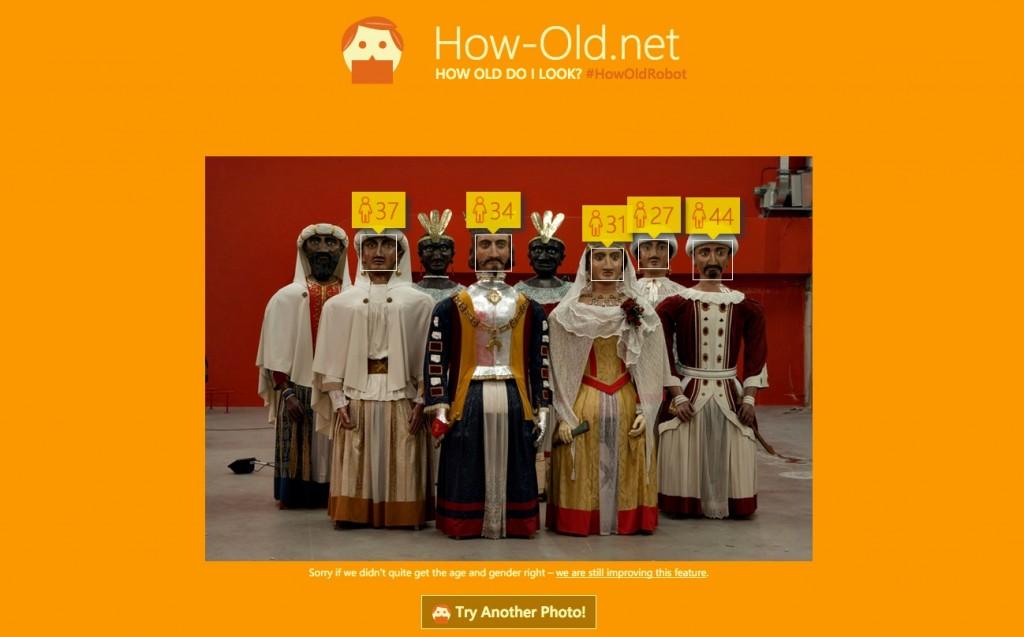 Edad Gigantes Comparsa de San Fermín How Old
