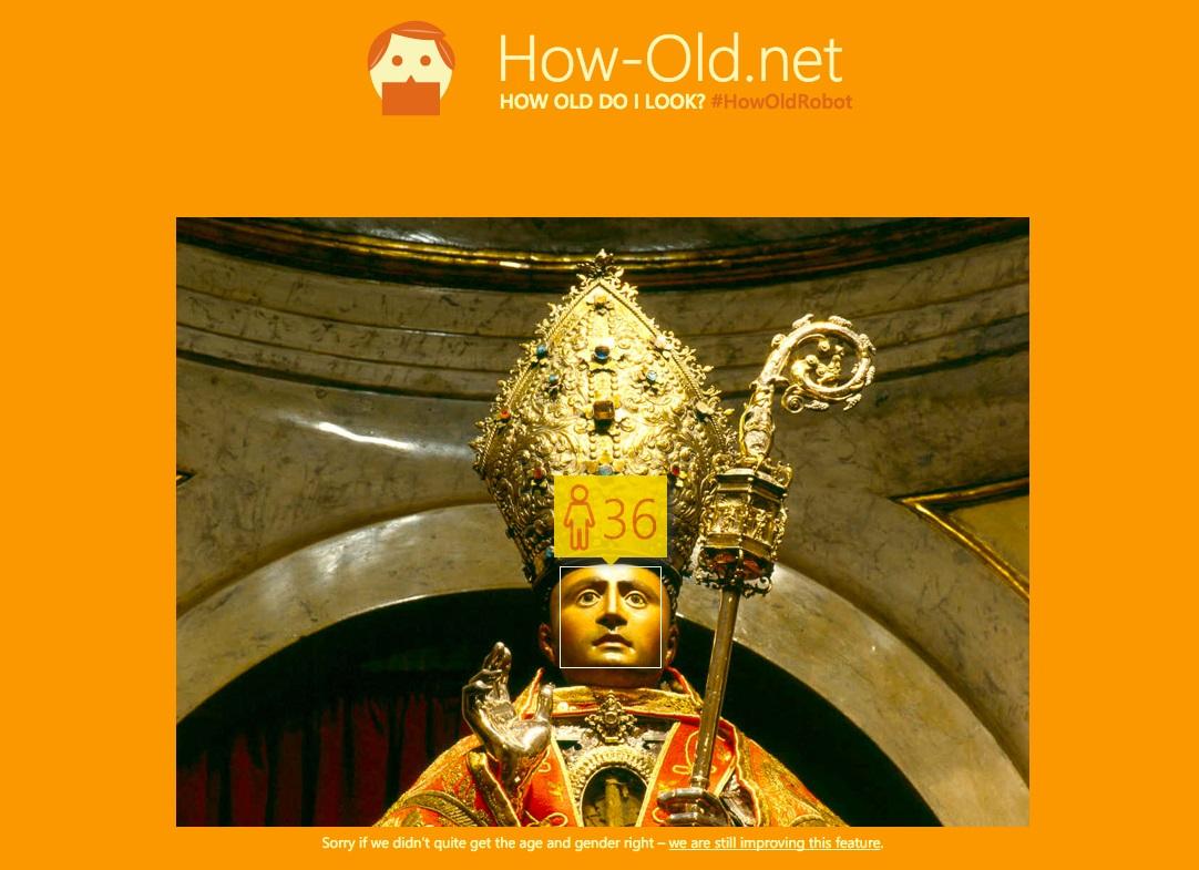 Edad de San Fermín 36 años. How Old MicrosoftEdad de San Fermín 36 años. How Old Microsoft