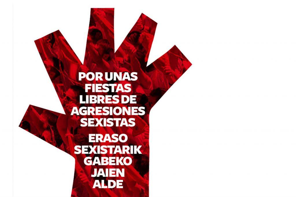 Fiesta sin agresiones sexuales 2016