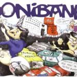 Pancarta de la Peña Donibane Sanfermin 2015