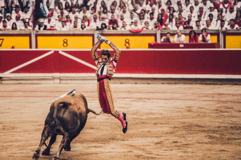 Juan José Padilla. Feria del Toro 2014. Imagen de Miguel Goñi