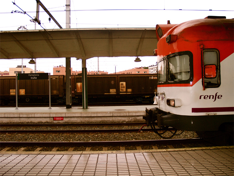 Renfe refuerza sus trenes para Sanfermin 2015
