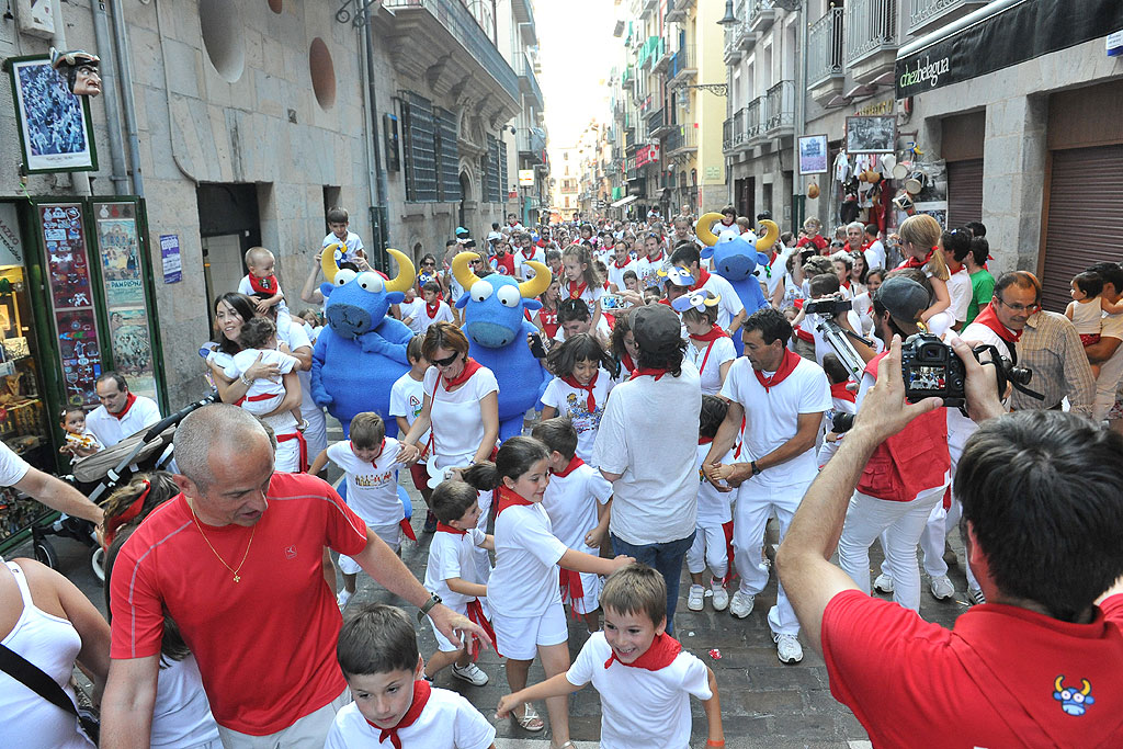 La fiesta de Sanfermin entre las mejores valoradas según un estudio del Instituto Coordenadas de Gobernanza y Economía Aplicada