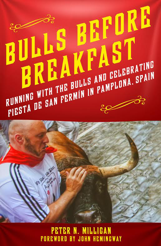 Bulls Before breakfast. Peter. N. Milligan