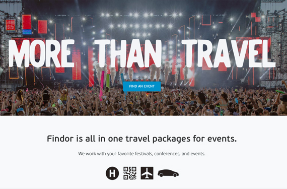 Findor, more than travel. Running of the bulls flight + booking
