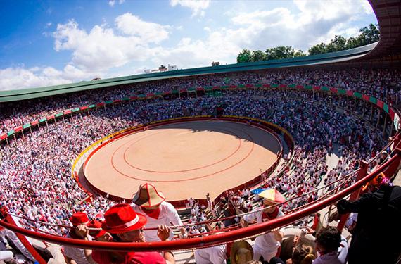 Paquetes Turísiticos personalizados en Sanfermin.com Hotel TRes Reyes, Pamplona
