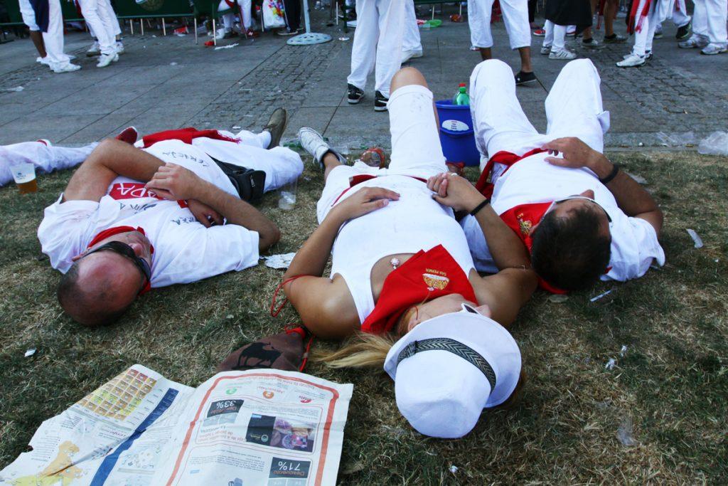© Maite H Mateo. Hierba de emergencia ante agotamientos repentinos.