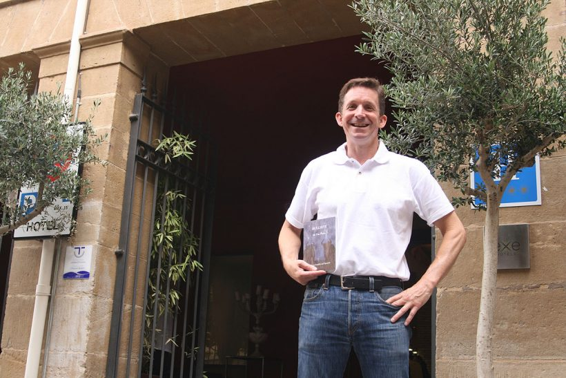 Tim Pinks, premio Guiri del Año de Sanfermin 2016.