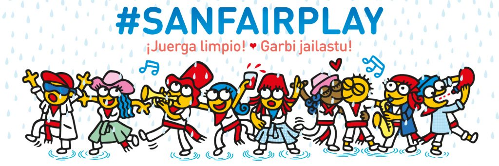 SanFairPlay, juerga limpio