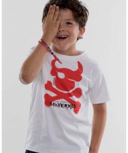 Camiseta de niño Jolly Testis.