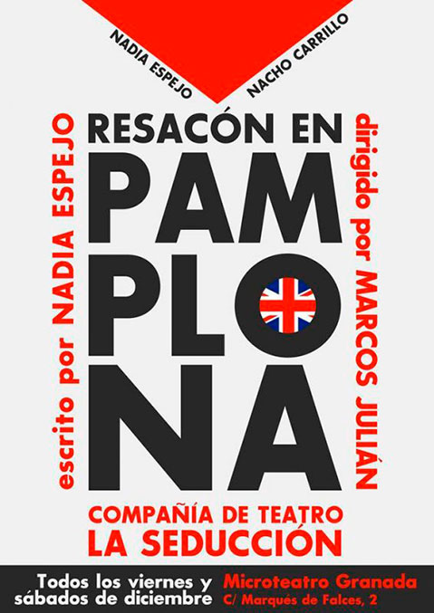 Resacon en Pamplona