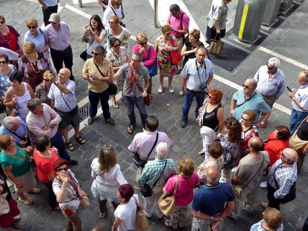 Pamplona Tour Guide